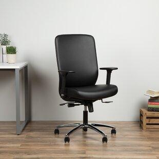 High-Back Ergonomic Executive Chair