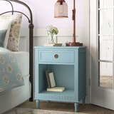 Jaren 1 Drawer Nightstand by Ophelia & Co.