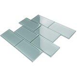 "3"" x 6"" Glass Subway Tile"