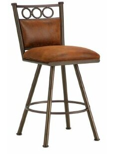 Waterson 30 Swivel Bar Stool by Iron Mountain Coupon
