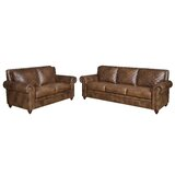 Leather Darby Home Co Living Room Sets You Ll Love In 2021 Wayfair
