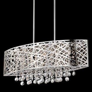 Willa Arlo Interiors Devonne 5-Light Pendant