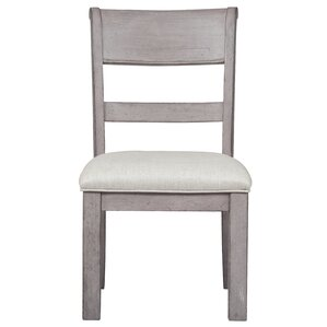 Tarentum Side Chair by Gracie Oaks