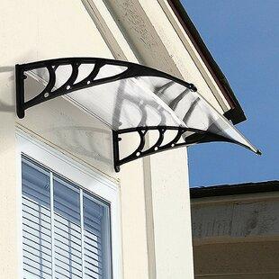 Sonakshi W 1 X D 1m Door Canopy By Sol 72 Outdoor