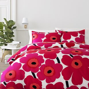 Unikko Reversible Comforter Set