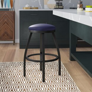 Cragin 36 Swivel Bar Stool by Wrought Studio