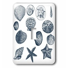 Sea Shell Light Switch Covers Wayfair