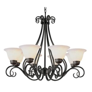 Darby Home Co New Willowick 8-Light Shade..