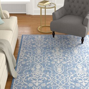 Bedervale Denim Indoor/Outdoor Area Rug