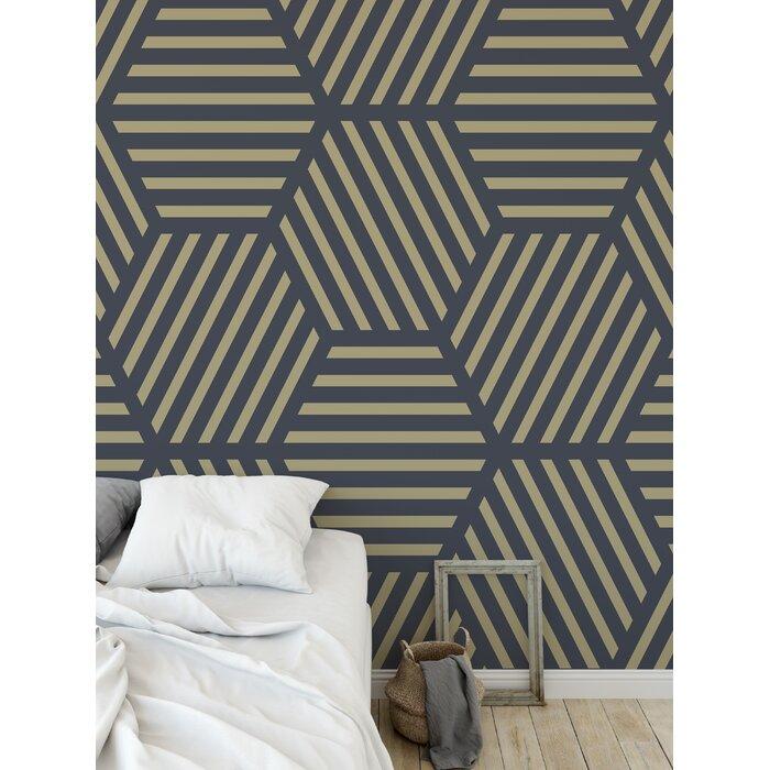 Geofleur Peel And Stick Wallpaper Panel