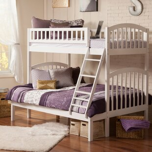 Best Choices Jackie Twin over Full Bunk Bed by Viv + Rae Reviews (2019) & Buyer's Guide