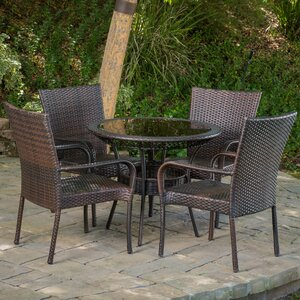 Echo Lake 5 Piece Dining Set