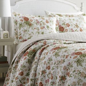 Laura Ashley Home | Wayfair : laura ashley king quilt - Adamdwight.com