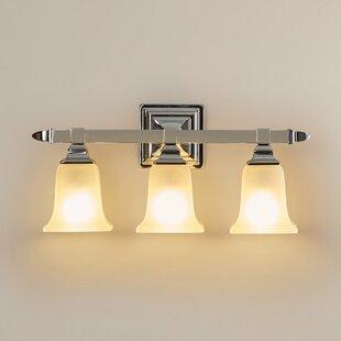 Huntingburg 3-Light Vanity Light