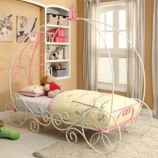 Klotz Car Bed by Harriet Bee