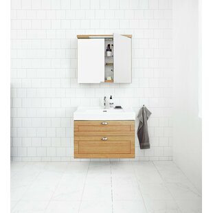 Clitherall 600mm Wall Mounted Vanity Unit By Belfry Bathroom