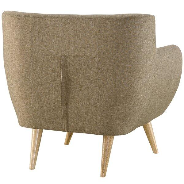Miraculous Modern Contemporary Taupe Chair Allmodern Uwap Interior Chair Design Uwaporg