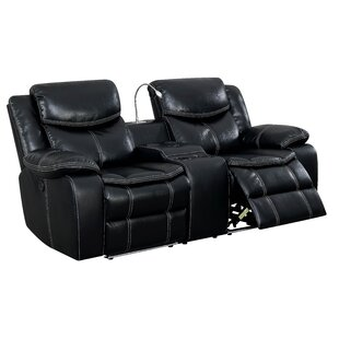 Faulk Reclining Loveseat by Re..