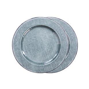 Bedfordshire 2 Piece Melamine Dessert Plate Set By Ebern Designs