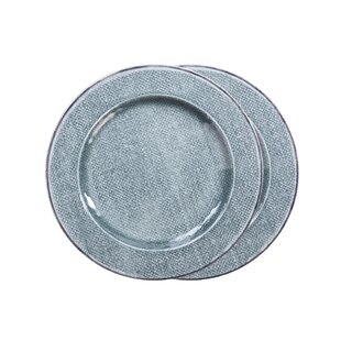 Up To 70% Off Bedfordshire 2 Piece Melamine Dessert Plate Set