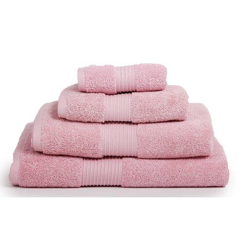Badetuch Bliss | Bad > Handtücher > Badetücher | Rosa | ClearAmbient