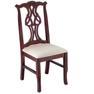 Chippendale Solid Wood Dining Chair by Benkel Seating