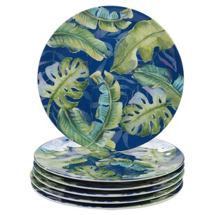 Edison Melamine Dinner Plate (Set of 6)