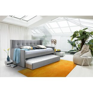 Marius Daybed With Trundle By Ebern Designs