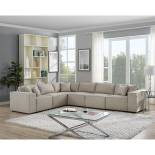 Gracie Oaks Henford Modular Sectional