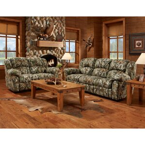 Camo 3 Piece Living Room S..