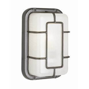 Winston Porter Eberhart Outdoor Bulkhead Light