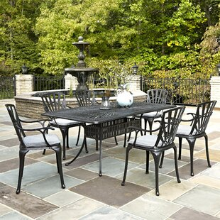 Frontenac 7 Piece Dining Set with Cushion