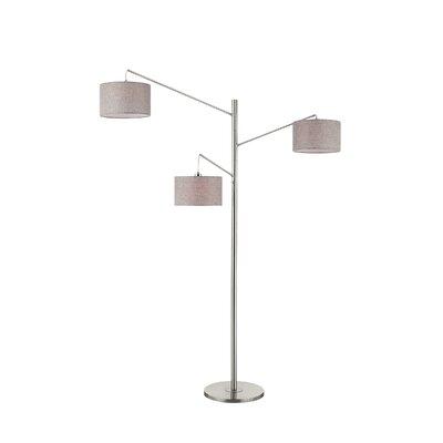 Rivkees 84 tree floor lamp