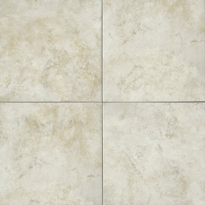 Travertine Look Porcelain Tile