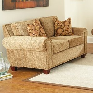 Batavia Loveseat by Steve Silver Furniture