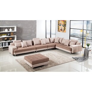 Eder Modular Sectional with Ottoman
