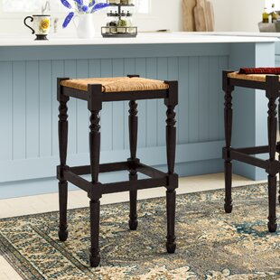 Emilia 74cm Bar Stool By August Grove