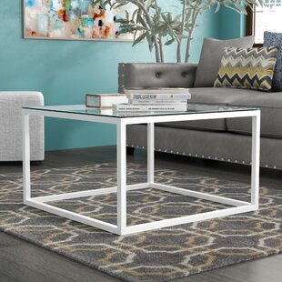Bonanno Stainless Steel Coffee Table
