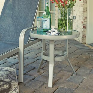Winston Porter Loomis South Beach Side Table
