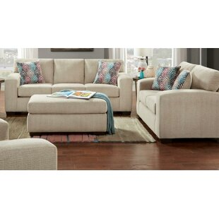 Ravindra 3 Piece Living Room Set by Latitude Run