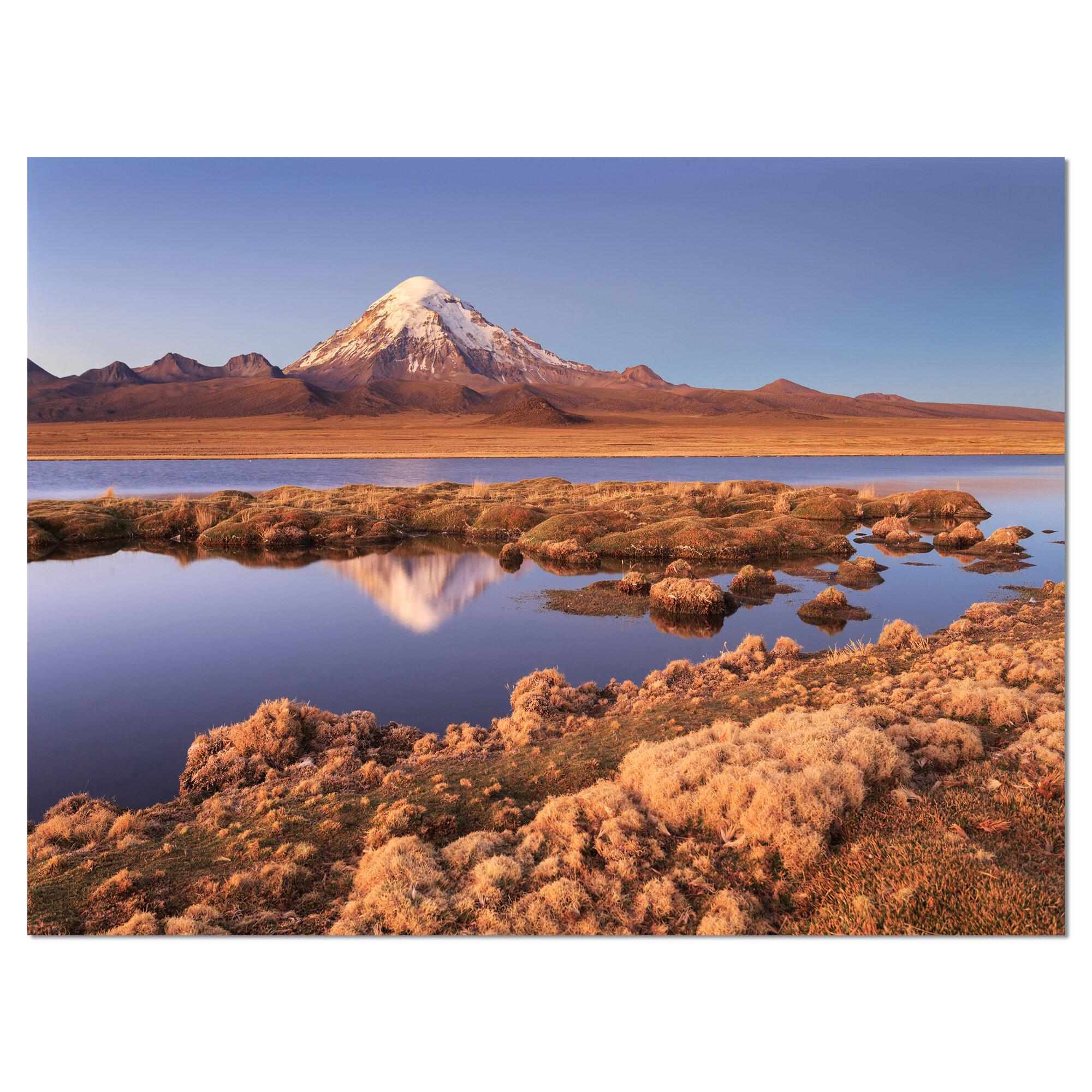 Designart Sajama National Park Bolivia Photographic