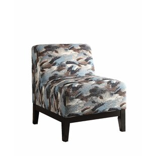 Latitude Run Montiel Slipper Chair