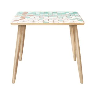 Prussia End Table by Bungalow Rose