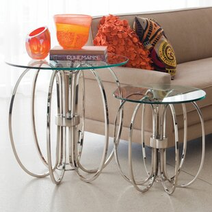 Ring End Table by Global Views