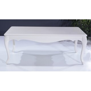 Red Barrel Studio Modern Coffee Table, White by Red Barrel Studio SKU:AD660532 Purchase