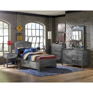 Affordable Price Albert Panel 5 Piece Bedroom Set By Viv + Rae