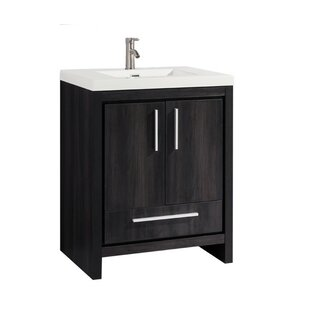 Peiffer Modern 35 Single Bathroom Vanity Set by Orren Ellis