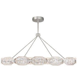 Fine Art Lamps Allison Paladino 28-Light Crystal Chandelier
