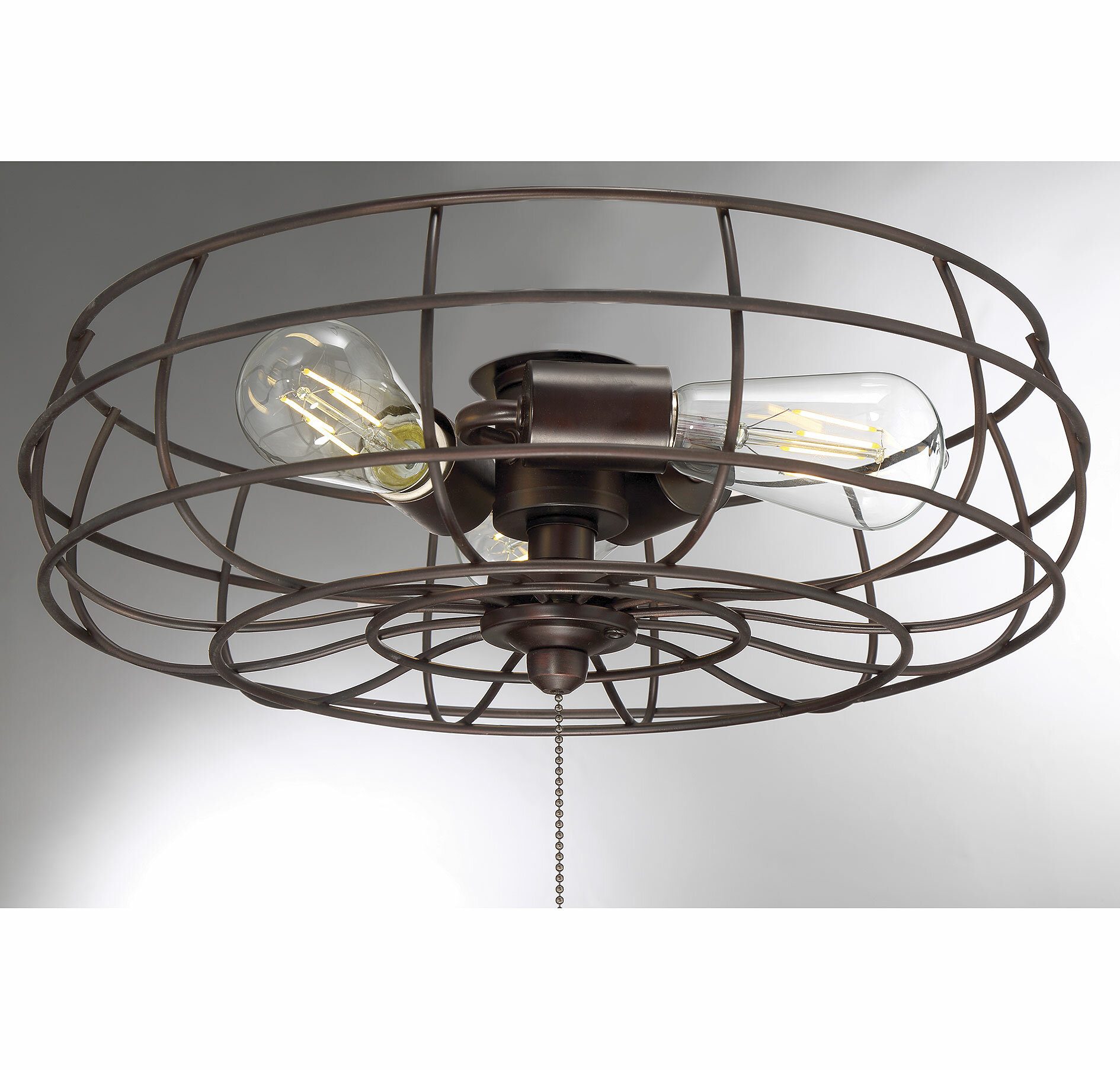 Three Posts 3 Light Ceiling Fan Branched Kit Reviews