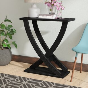Review Hubbard Contemporary Console Table By Ebern Designs